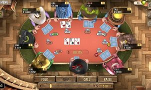 game bai poker offline